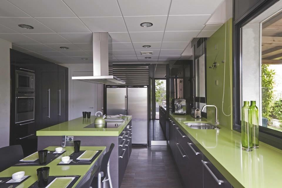 Aanrechtbladen ikea keuken op maat gemaakt door aanrechtfabriek