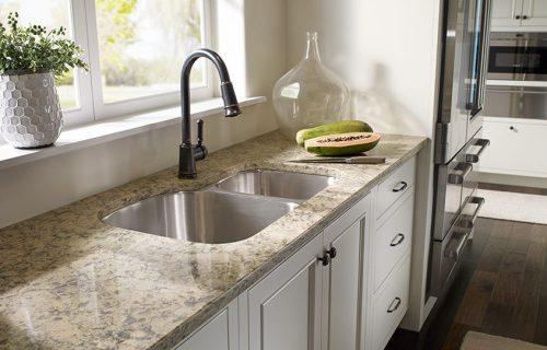Silestone, Kitchen Countertops, Natural Quartz, Stonium Series